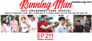 Episode 211 running man bikin ngakak