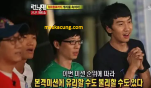Running man episode 60 lucu abis