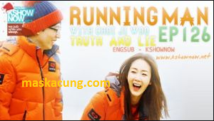 Running man episode126 terbaik