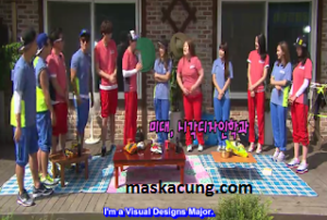 Running man seru episode 205